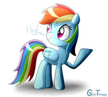Hey! by GrayTyphoon