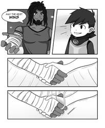 Arzon VS Lucien (Hanif's Part) Page 3 by GrayTyphoon
