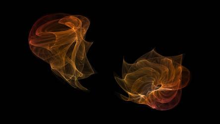 Dancing Fires by Mark-Tamaro