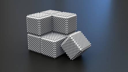 Cubix II by Mark-Tamaro