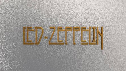 Led Zeppelin by Mark-Tamaro
