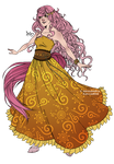 Commission - Tsura by RaisloverSakura