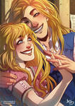 Liaisons - Adrien and Celestine
