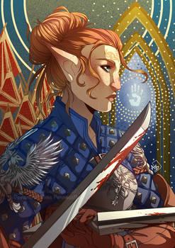 Dragon Age - Mahariel