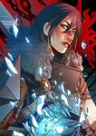 Dragon Age - Marian Hawke by Miss-Pannacotta