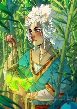 The White Shaman - Bamboo