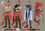 Character design: Firbolg