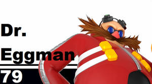 Dr. Eggman's Smash Moveset