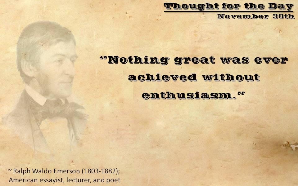 Ralph Waldo Emerson Essay