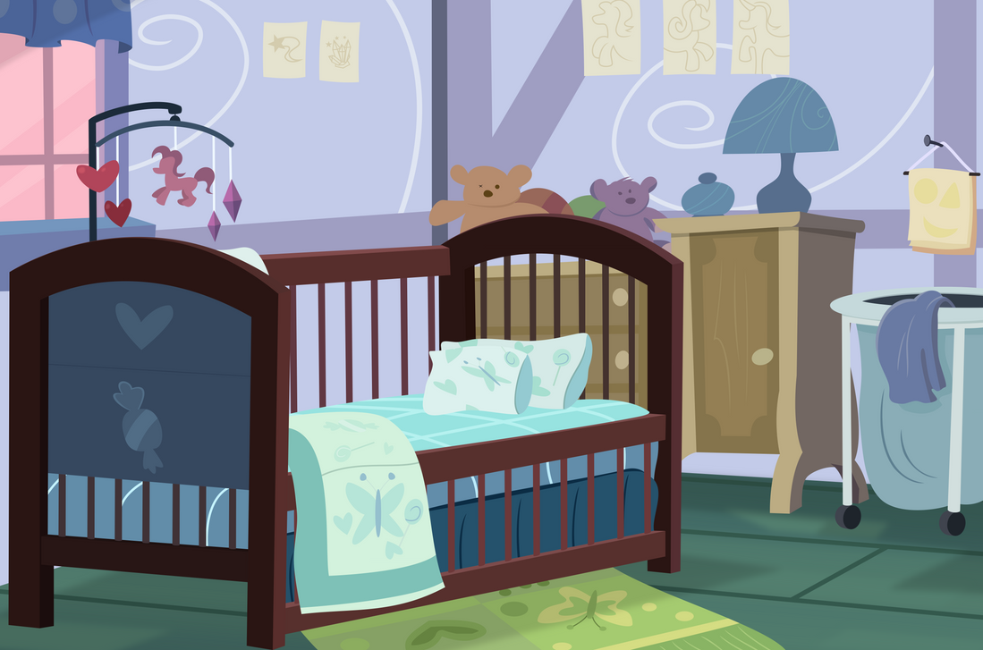 Background: Baby Cakes Bedroom by csillaghullo on DeviantArt