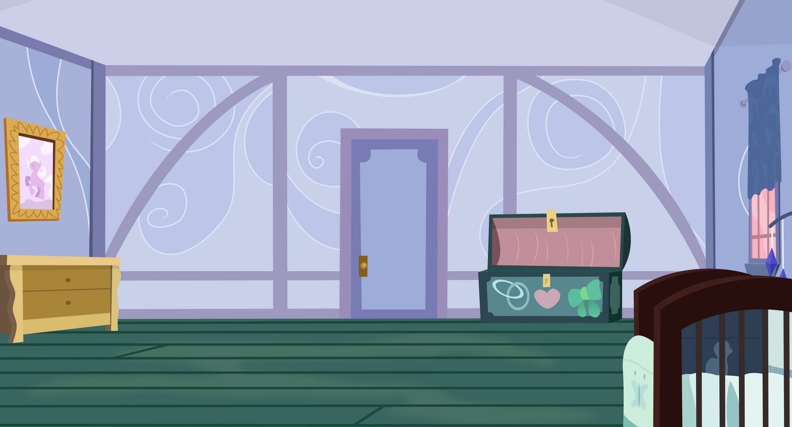 Background Baby Bedroom By Csillaghullo On Deviantart