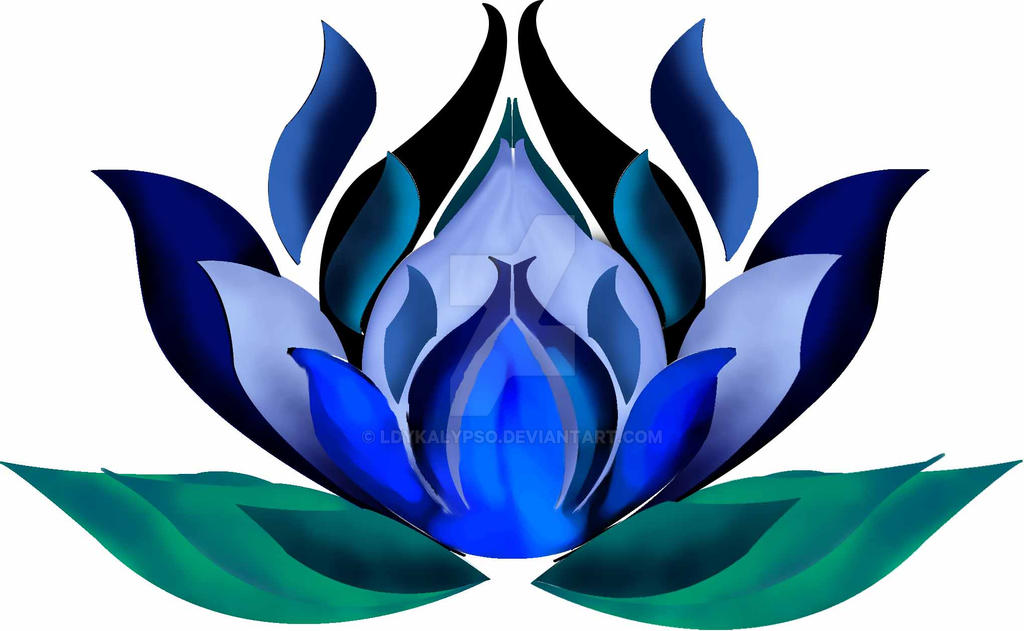 Egyptian Lotus Flower By Ldykalypso On Deviantart