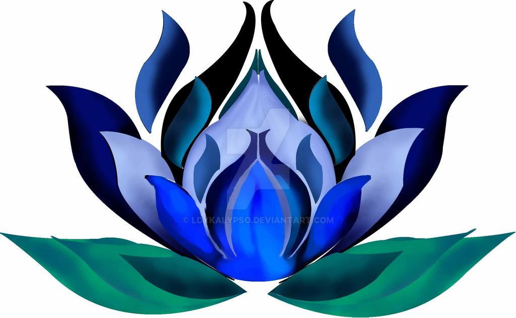 egyptian lotus flower by ldykalypso on deviantart, Beautiful flower
