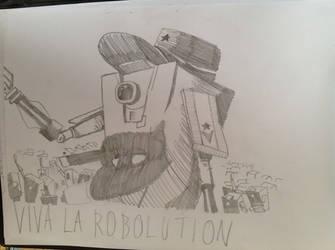 Borderlands - Viva la Robolution! [deviantID]