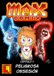 Max Comix #1 Cover (Remake)