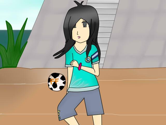 Esta chica sola entrena en su casa zandrada - 2 part 4