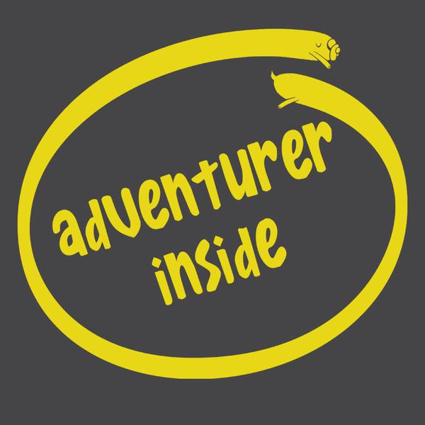 Adventurer Inside by perdita00