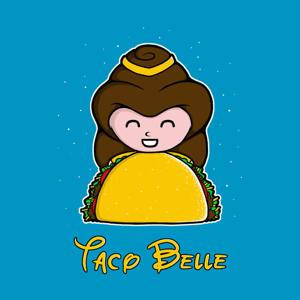 Taco Belle by perdita00