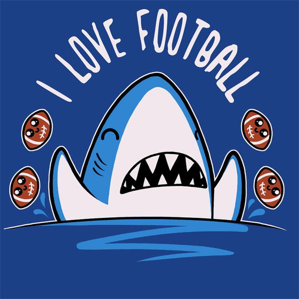 I love football by perdita00