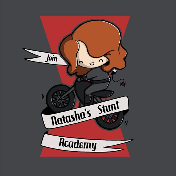 Natasha's Stunt Academy by perdita00