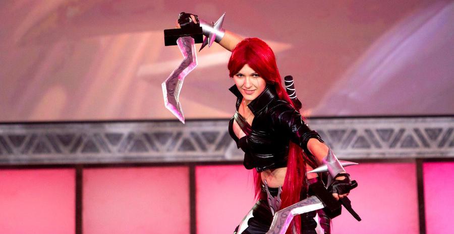 Katarina on Stage