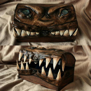 Dungeons and Dragons Mimic