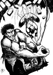 Aquaticas VS Hulk