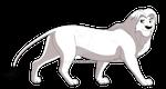 White Lion Adoptable [OPEN] by distrupe