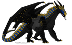 [OPEN] Anubian NightWing Adoptable by distrupe