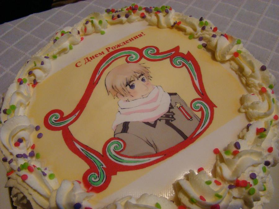 Russian cake by TaraAkera