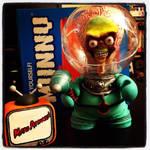 Mars Attacks! Martian Soldier