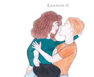 Romione by Wiryneja