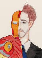 Iron Stark by Wiryneja