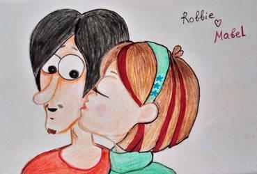 RobbMab by Wiryneja