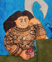 Maui by Wiryneja