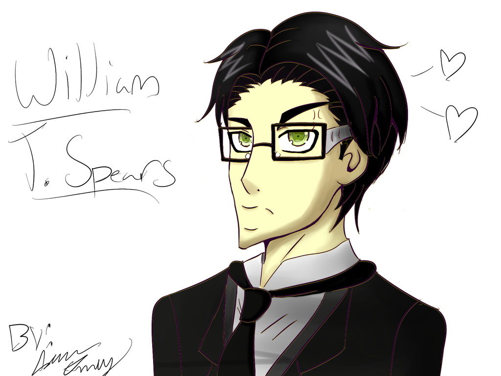 William T. Spears Fanart by KlonoaStarz on DeviantArt