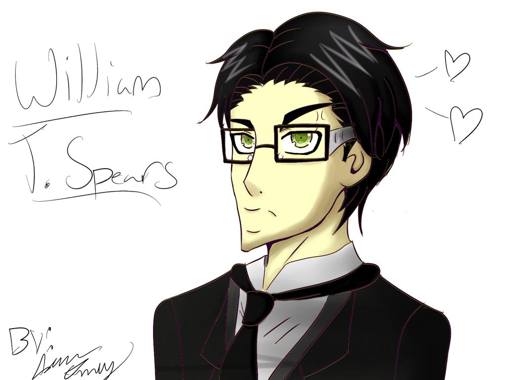 William T. Spears Fanart by KlonoaStarz on DeviantArt