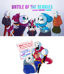 UT::US::SF::UF::BATTLE OF THE BERRIES Cover