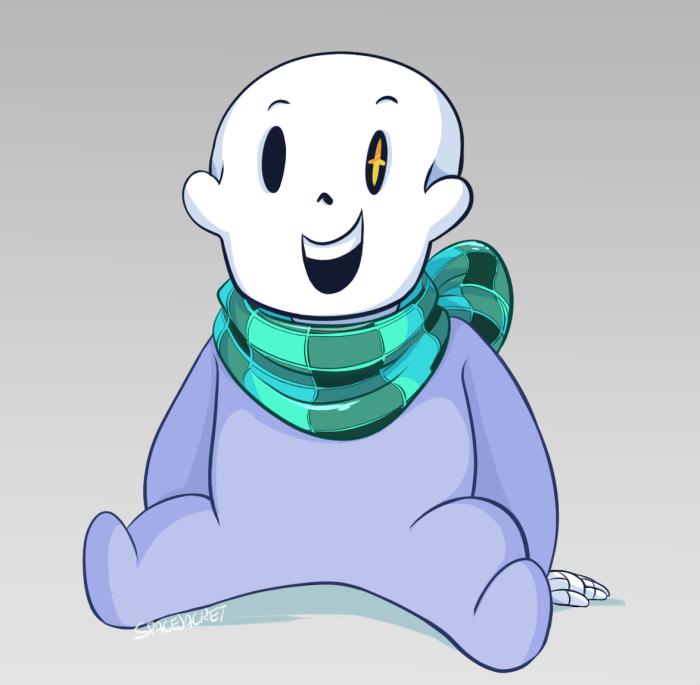 Undertale:: ParaverseTale:: Sweet Baby Boi by SpaceJacket