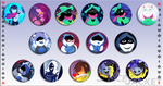 Deltarune :: Button Sets