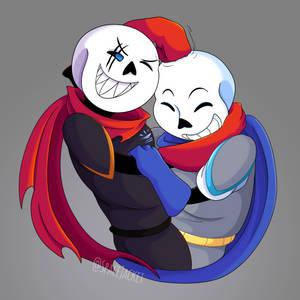 [Underswap] [SwapFell] - Still Besties