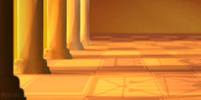 Background of Judgment Hall