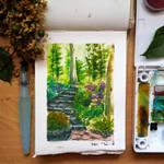Watercolor Series 2
