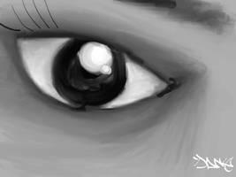 eye by dancok