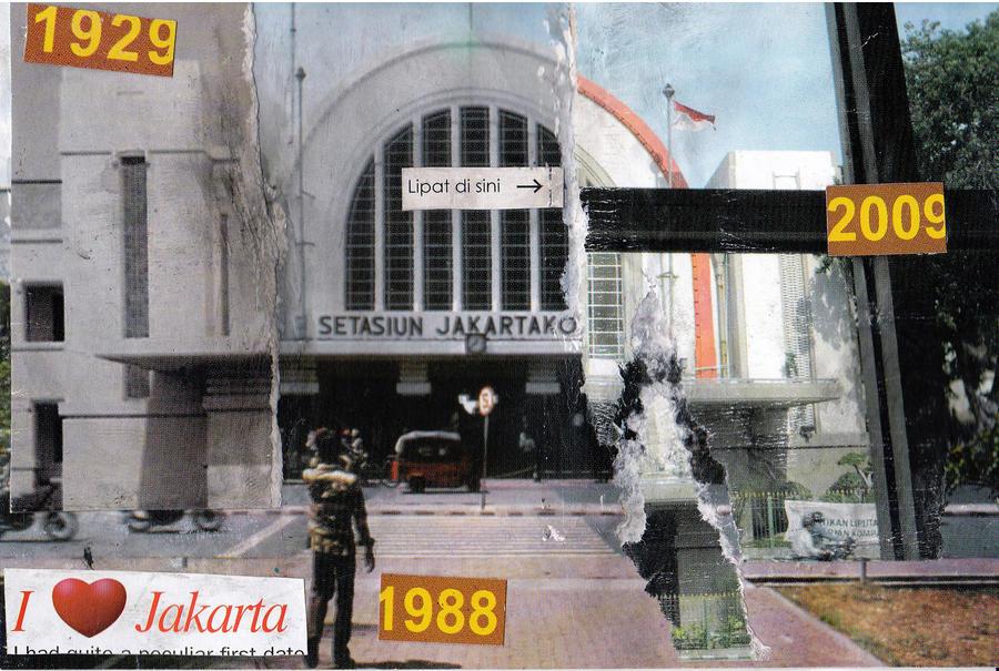 Stasiun Jakarta Kota by dancok