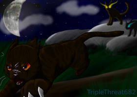 ThunderClan, Retreat! by TripleThreat682