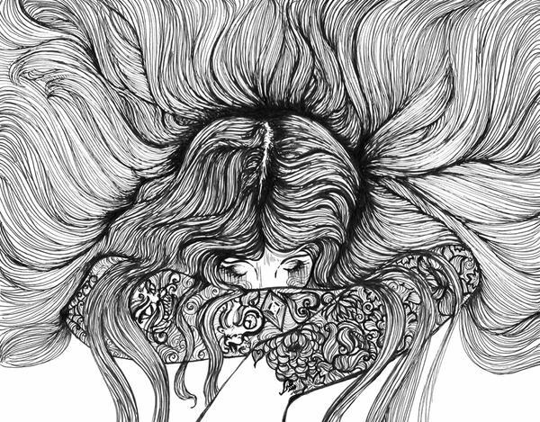 Sleep well, Alice by AoiBunnyOnSakuraTree