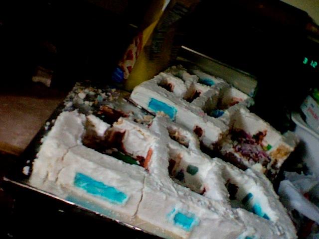 Sequin Art Cake Stand Hobbycraft