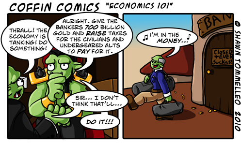 Economics 101 by Jesterbrand