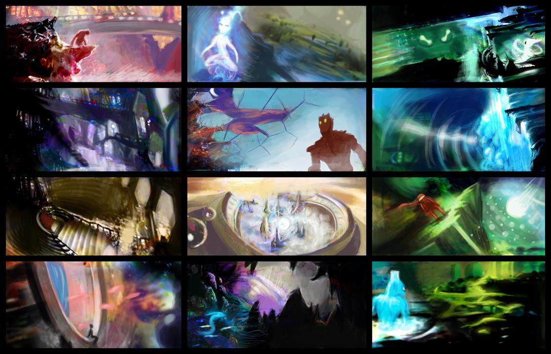 12 thumbnails by Modernerd